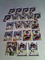 *****Earl Bennett*****  Lot of 20 cards.....6 DIFFERENT / Football