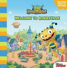 WELCOME TO ROARSVILLE (9781484702642) -  (PAPERBACK) NEW