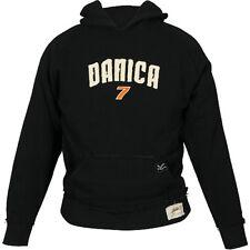 Danica Patrick Chase Authentics #7 Black Hoodie XL FREE SHIP!