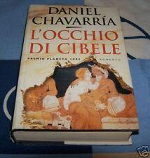 L'occhio di Cibele Daniel Chavarria Premio Pianeta 1993