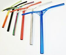 """Scooter handlebars Axia """"Leverage"""" model - Rasta Color - scooter bars"""