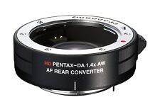 Pentax 1.4x HD PENTAX-DA AF Rear Converter AW for K-Mount Lenses Japan import