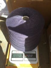 blend with 90% wool & 10% cashmere yarn cone #C