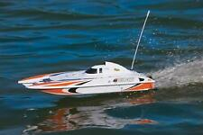 AquaCraft Mini Wildcat Catamaran 2-Channel R/C Boat With Battery/Charger AQUB47