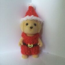 Sylvanian families Handmade Red Father Christmas ~ Santa Outfit ~ Child Clothes
