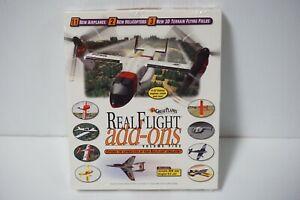 Great Planes Real Flight Add-Ons Volume 5 Flight Simulator - Model# GPMZ4105