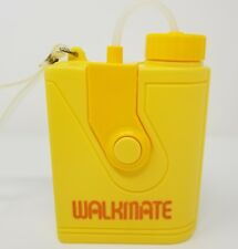 Vintage Walkmate Travel Thermos 1989 Water Bottle 1980's Retro