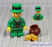 LEGO Series 6 - Leprechaun 8827 Minifig Minifigure Irish Patrick Guy Man Gnome