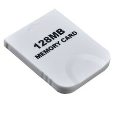 128MB 128 MB Memory Card For Nintendo Wii Console Gamecube 2043 Blocks GC NGC