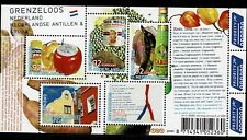 Grenzeloos Nederland & Nederlandse Antillen & Aruba 3 vellen uit 2008 MNH