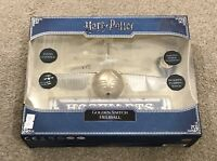 Harry Potter JK Rowling Wizarding World Golden Flying Snitch Heliball Quidditch