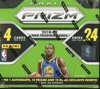 2018 Panini Prizm Retail Factory Sealed Box, 24ct Packs, Luka Doncic Trae RC?