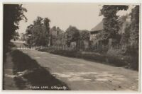 Green Lane Stanmore, Middlesex RP Postcard B849