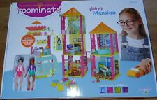 Alice's Mansion Roominate Creative Wired Building Construction Kit Toy for Girls