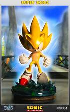 First4Figures Sonic the Hedgehog Modern Super Sonic Regular Edition MIB