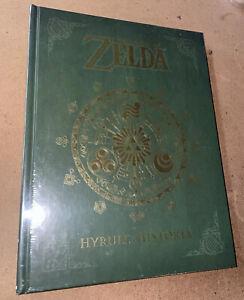 The Legend of Zelda: Hyrule Historia Brand New Hardcover Book Dark Horse