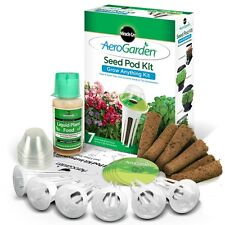 Aerogarden Seed Pot Sponge Grow Hydroponic Plant Nutrient Herb Vegetable Garden