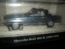 1:18 norev mercedes-benz 300 sl r107 1986 azul lapislázuli/Blue Nº b66040634 OVP