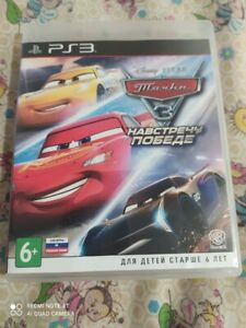 Cars 3: Driven to Win Game PlayStation 3