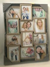 Fotogalerie Fotorahmen weiß für 14 Fotos 10//15 cm weiß Home Affaire      358836