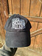 Popcorn Sutton Hat