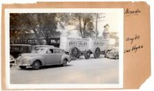 1942 snapshot,20 Mule Team Wagon,Death Valley,Borax,Cashmans Garage,Las Vegas,NV