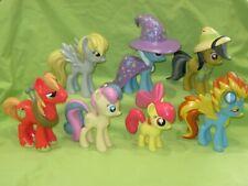 "My Little Pony G4 6"" FUNKO 7 Vinyl Figures LOT Derpy Trixie Sweetie Daring Mac +"