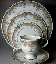 Noritake Morning Jewel (SET OF 2)  5 Piece Place Settings  Excellent