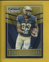 Tyler Boyd RC 2016 Panini Contenders Draft School Colors Rookie Card #12 Bengals