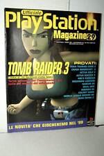 RIVISTA UFFICIALE PLAYSTATION MAGAZINE ANNO 3 NUMERO 8 AGOSTO 1998 VBC 46937