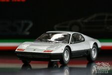 [TOMICA LIMITED VINTAGE NEO 1/64] Ferrari BB512 (Silver)