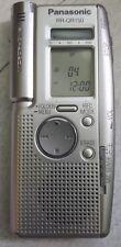 Panasonic Digital Voice Recorder RR-QR-150-works good