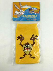 Looney Tunes Taz Chaussette pour mobile Mobile Sock 12x7cm Envoi rapide et suivi