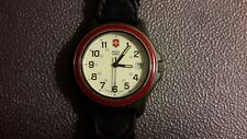MoSWISS ARMY CLASSIC RED RING VINTAGE WATCH