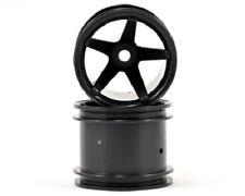 HPI Super Star 2.2 Truck Wheel (2) (Deep Offset) (Black) HPI2140