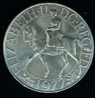 1977 - 25 New Pence - Elizabeth II - COMMEMORATIVE - UNCIRCULATED