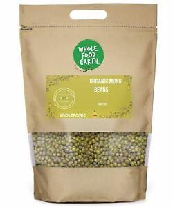 Organic Mung Beans   GMO Free
