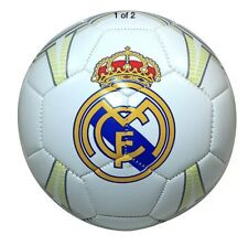REAL MADRID SOCCER BALL SIZE 5 HOME Colors SHIPS INFLATED Ronaldo Low Price!!!!