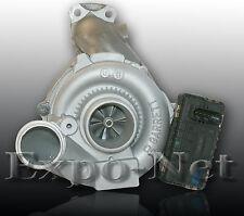 Turbolader Mercedes C E R G GL CLK M R S-Klasse OM642 777318 A6420901680 Garrett