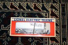 Lionel 6-16374 D&Rgw Flat Car W/Trailer
