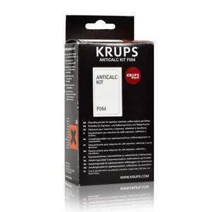 Krups F 054 00 Spezial Entkalkungs-Set für Orchestro + Siziliana
