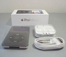 Apple iPod Classic Video 6th Generation 160gb MP3/MP4 Player Black - Warranty