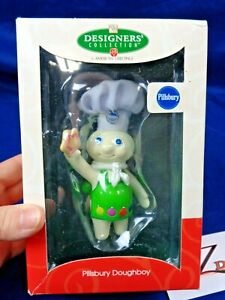 American Greetings Pillsbury Doughboy Christmas Ornament- 2006