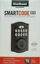 BRAND NEW - Sealed Kwikset 99130-002 Smart Deadbolt Lock in Venetian Bronze
