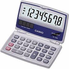 Casio SL-100L Easy to Read Foldable Solar Calculator