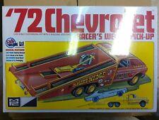 SKILL 2 MODEL KIT 1972 CHEVROLET PICKUP RACER'S WEDGE 2-IN-1 KIT 1/25 MPC MPC885