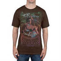 Jimi Hendrix - The Brickhouse Adult Mens T-Shirt