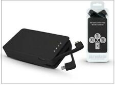 JUICE Weekender Portable Power Bank Charges Your Phone 4 Times in 1 Charge NEW