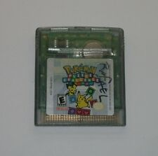 Nintendo Gameboy Color Pokemon Puzzle Challenge r8627