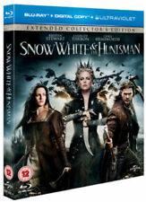 SNOW WHITE AND THE HUNTSMAN - BLU RAY - NEW / SEALED - UK STOCK